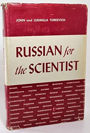 Russian for the Scientist: John Turkevich and