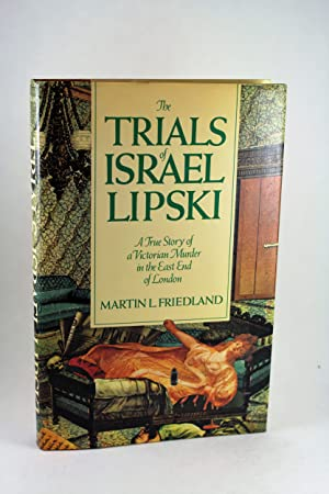 The Trials of Israel Lipski