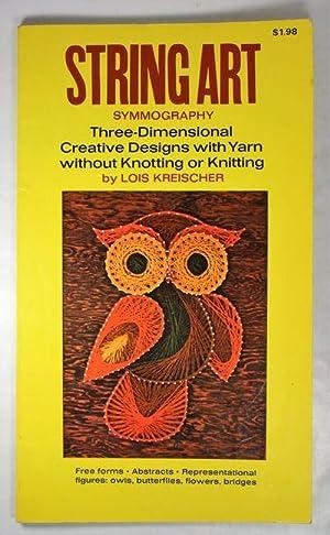 String Art Symmography: Lois Kreischer