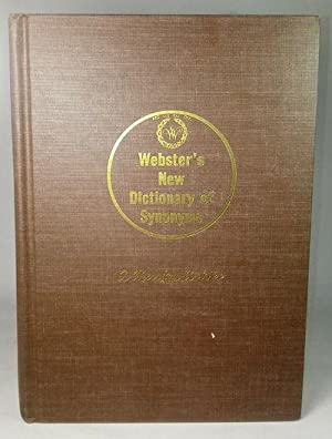 webster's new dictionary synonyms - Seller-Supplied Images - AbeBooks