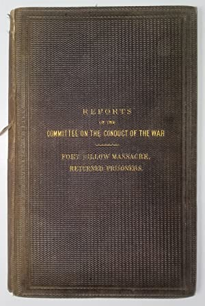 REPORT FROM THE COMMITTEE ON THE CONDUCT OF THE WAR