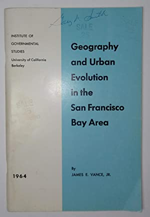 Georgraphy and Urban Evolution in the San Francisco Bay Area