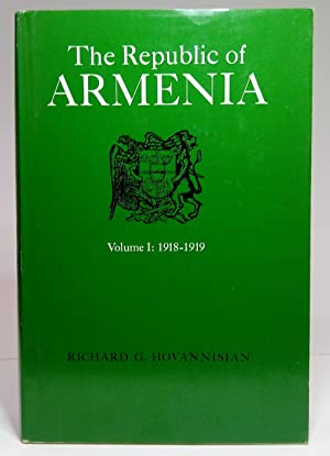 The Republic of Armenia, Vol.1 1918-1919
