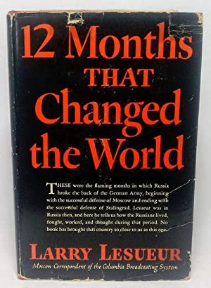 12 Months That Changed the World