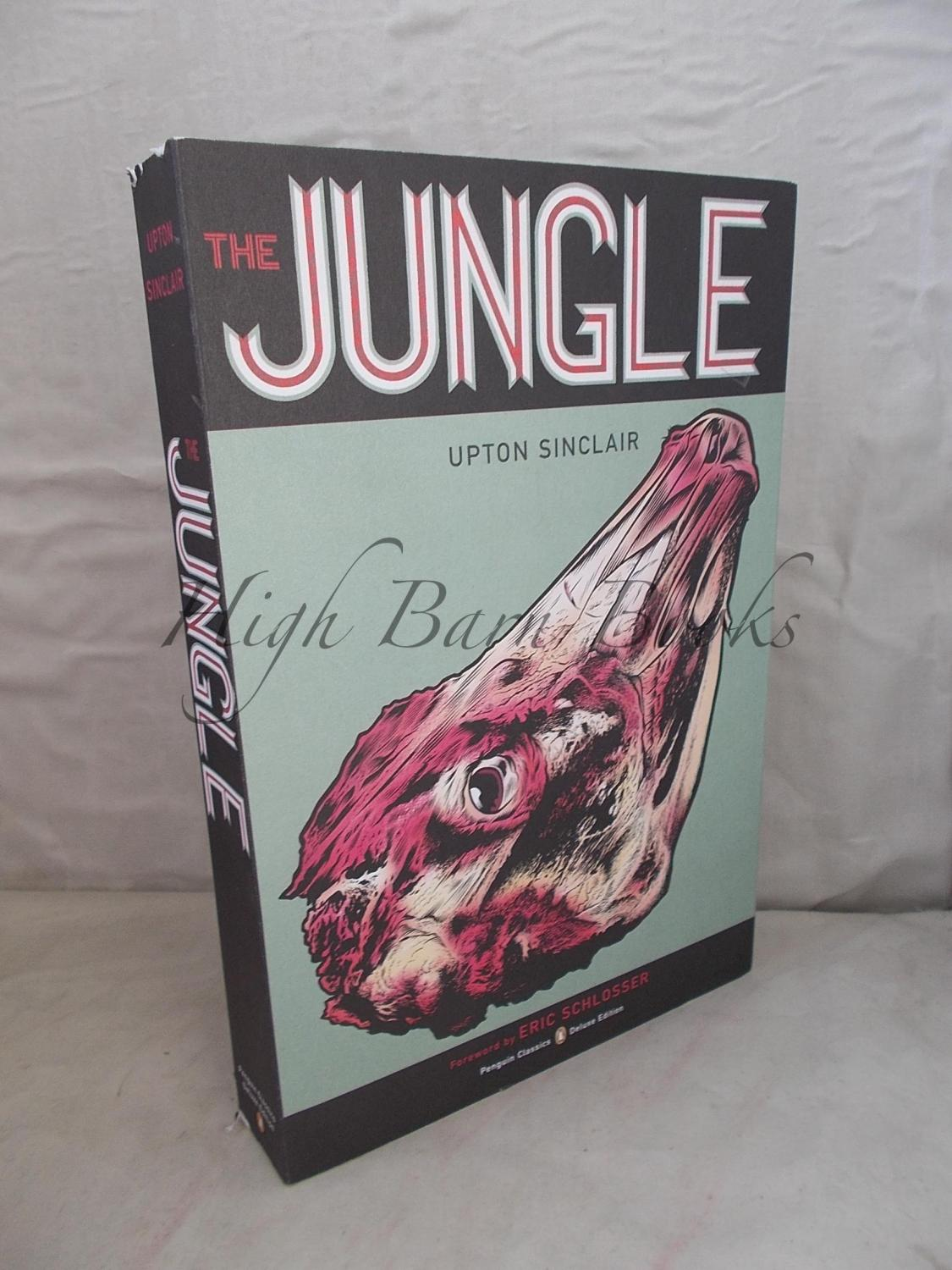 the truth behind the industry in the novel the jungle by upton sinclair jr Pertinent quotes from the jungle helpful for writing essays, studying or teaching the jungle.
