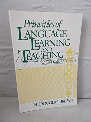 principles of language learning and teaching pdf