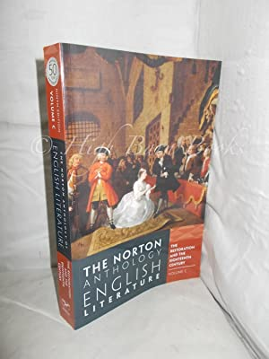 The Norton Anthology of English Literature: The: Noggle, James and