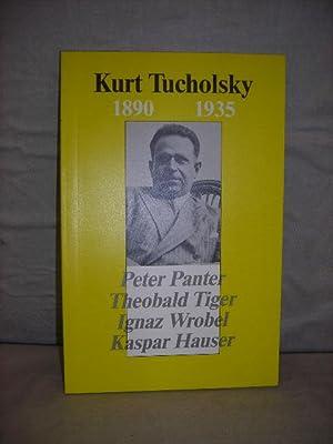 Kurt Tucholsky 1890-1935: Aspekte Seiner Person und: Hierholzer, Michael