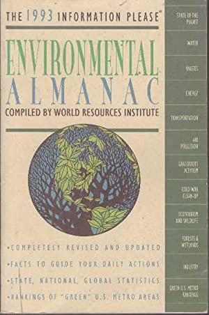 ENVIRONMENTAL ALMANAC.; Compiled: World Resources Institute