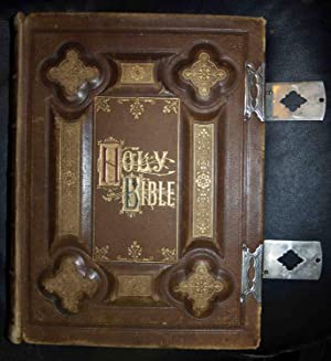 The Holy Bible with a Devotional and: Jamieson, R., &