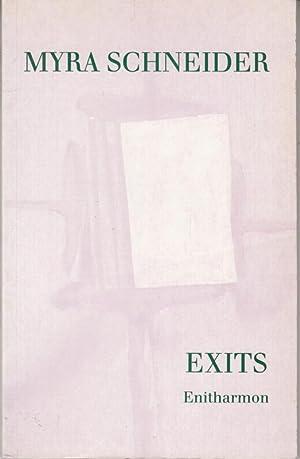 Exits: Myra Schneider