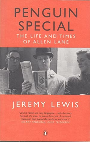 Penguin Special: The Life and Times of: Jeremy Lewis
