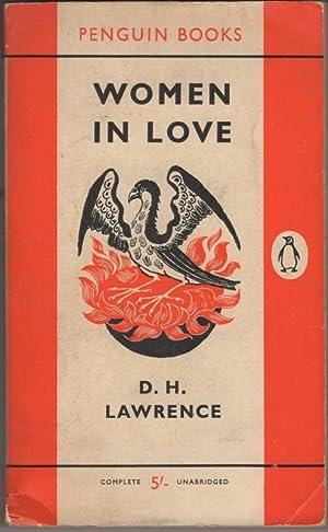 Women In Love: D. H. Lawrence