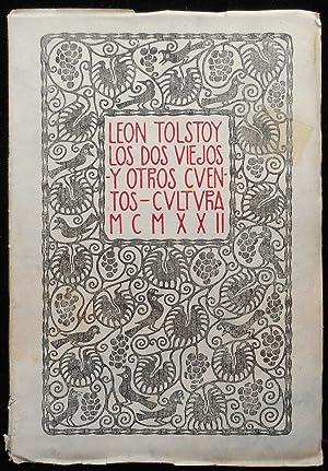 Los dos viejos y otros cuentos: Tolstoy, Leon