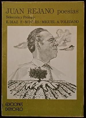 Poesías: Juan Rejano