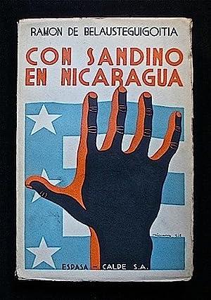 Con Sandino en Nicaragua: Belausteguigoitia, Ramón de
