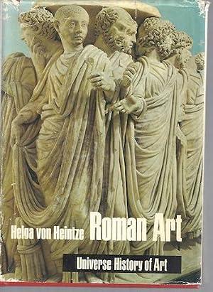 Roman Art. First Edition: Heintze, Helga von.