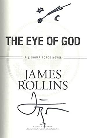 The Eye of God: A Sigma Force Novel: Rollins, James
