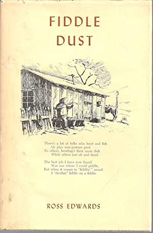 Fiddle dust.: Edwards, Ross