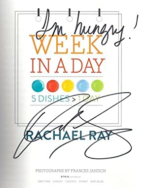 Week in a Day: Ray, Rachael