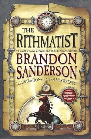 The Rithmatist: Sanderson, Brandon; McSweeney, Ben [Illustrator]