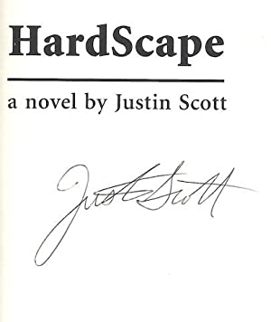 Hardscape: A Mystery Introducing Ben Abbott (Ben Abbott Mystery): Scott, Justin