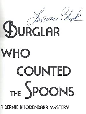 The Burglar Who Counted the Spoons (Bernie Rhodenbarr) (Volume 11): Block, Lawrence