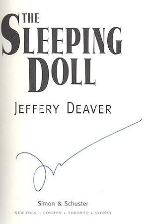 The Sleeping Doll: A Novel (Kathryn Dance Novels): Deaver, Jeffery