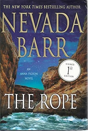 The Rope: An Anna Pigeon Novel (Anna Pigeon Mysteries): Barr, Nevada