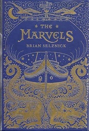 The Marvels: Brian Selznick; Brian Selznick [Illustrator]