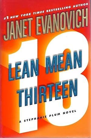 Lean Mean Thirteen: A Stephanie Plum Novel: Janet Evanovich