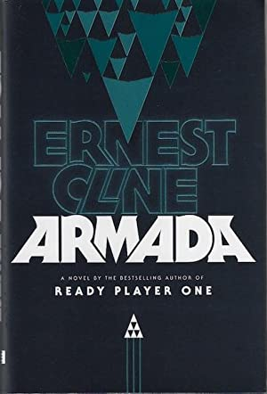 Armada: A Novel SIGNED