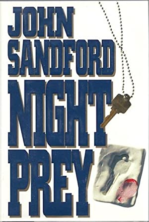 Night Prey by Sandford, John: John Sandford
