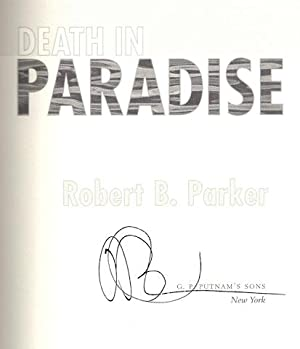 Death In Paradise (Jesse Stone Novels) by Parker, Robert B.: Robert B. Parker