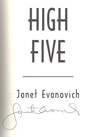 High Five (Stephanie Plum, No. 5) [Hardcover] by Evanovich, Janet: Janet Evanovich