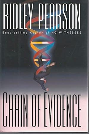 Chain of Evidence by Pearson, Ridley: Ridley Pearson