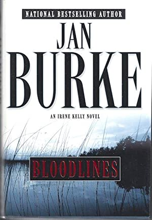 Bloodlines 1ST Edition Signed Edition [Hardcover] by Burke, Jan