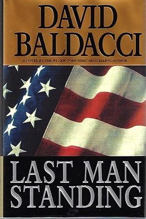 Last Man Standing [Hardcover] by David Baldacci: David Baldacci