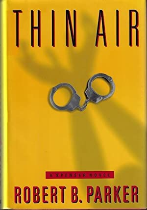 Thin Air by Parker, Robert B.: Robert B. Parker