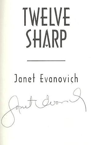 Twelve Sharp (Stephanie Plum, No. 12) [Hardcover] by Evanovich, Janet: Janet Evanovich