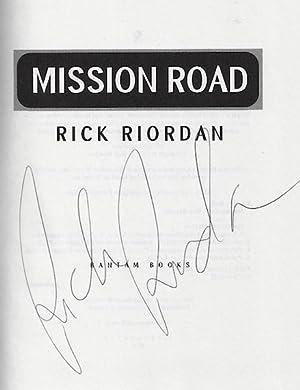 Mission Road [Hardcover] by Riordan, Rick: Rick Riordan