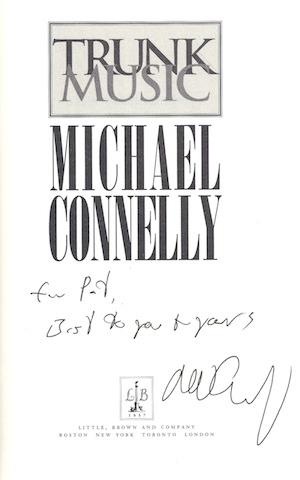 Trunk Music (Harry Bosch) by Connelly, Michael: Michael Connelly