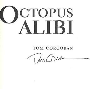 Octopus Alibi [Hardcover] by Corcoran, Tom: Tom Corcoran