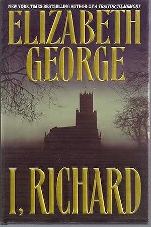 I, Richard [Hardcover] by George, Elizabeth: Elizabeth George
