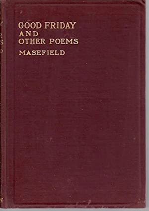 Good Friday and Other Poems Masefield