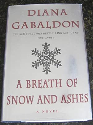 A Breath of Snow and Ashes (Outlander) SIGNED