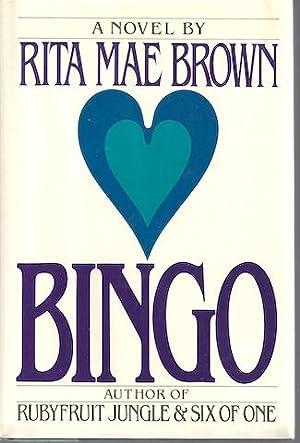 Bingo: Rita Mae Brown