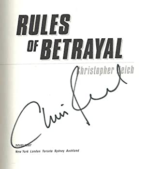 Rules of Betrayal: Christopher Reich