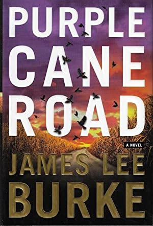 Purple Cane Road, Large Print: James Lee Burke