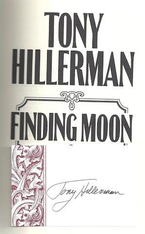 Finding Moon: Tony Hillerman